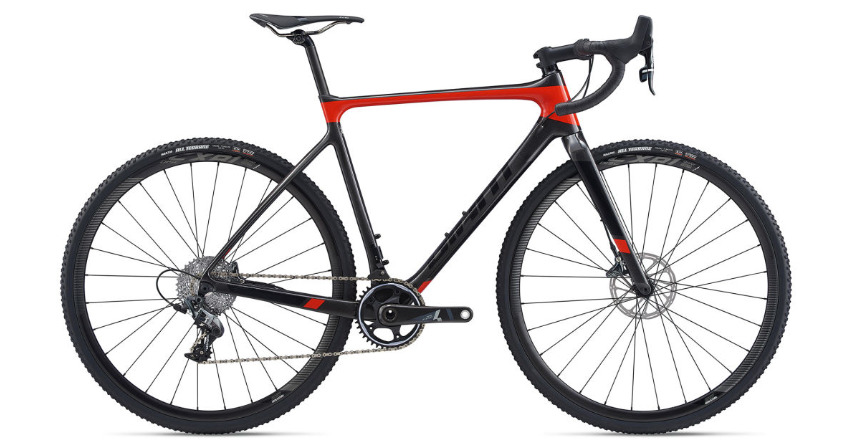 GIANT TCX ciclocross ufficiale DP66 usate di fine stagione