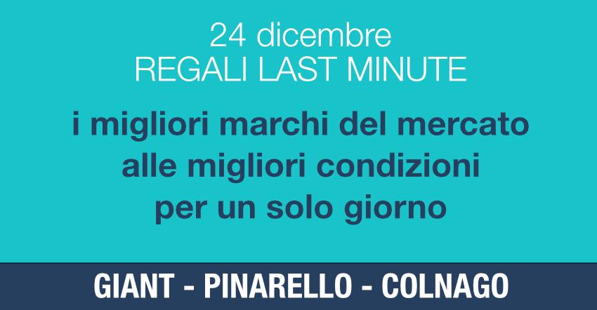 Regali Di Natale Last Minute.Regali Di Natale Last Minute 24 Dicembre Cicli Bandiziol